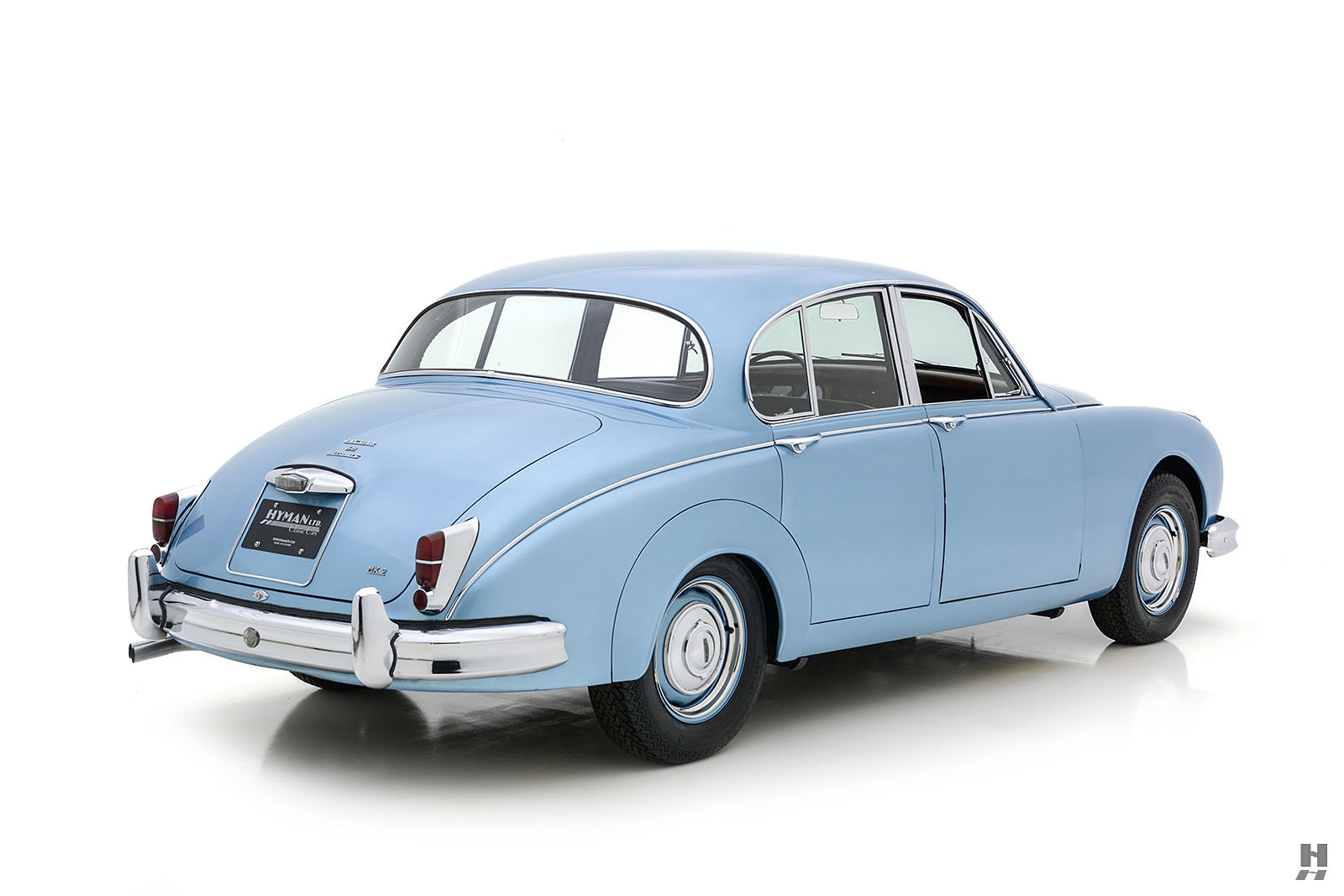1963 JAGUAR MK II 3.8 SALOON For Sale (picture 5 of 6)