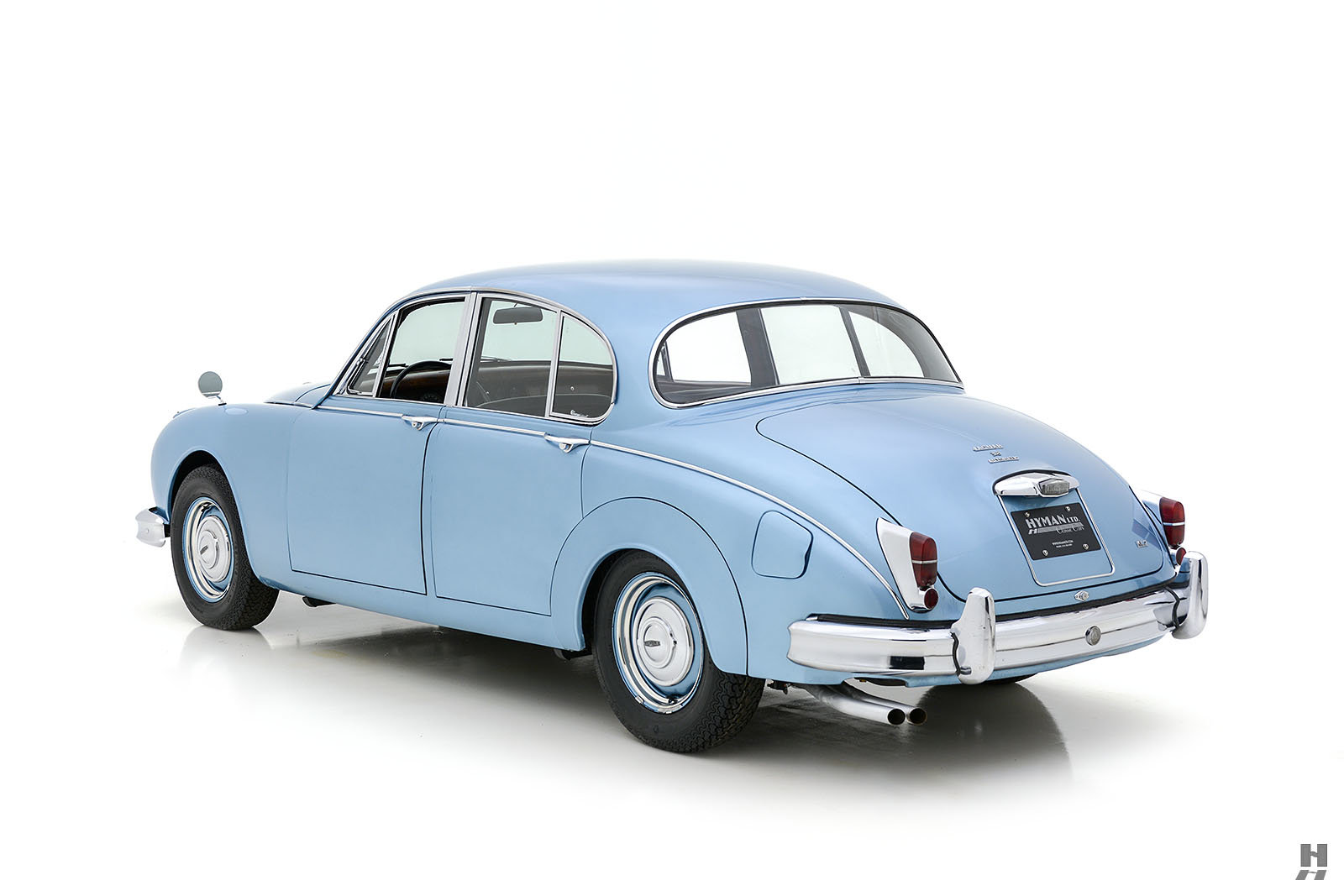 1963 JAGUAR MK II 3.8 SALOON For Sale (picture 6 of 6)