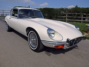 1971 E type Series III, V12 FHC For Sale