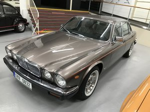 1983 Jaguar XJ V12 Series III