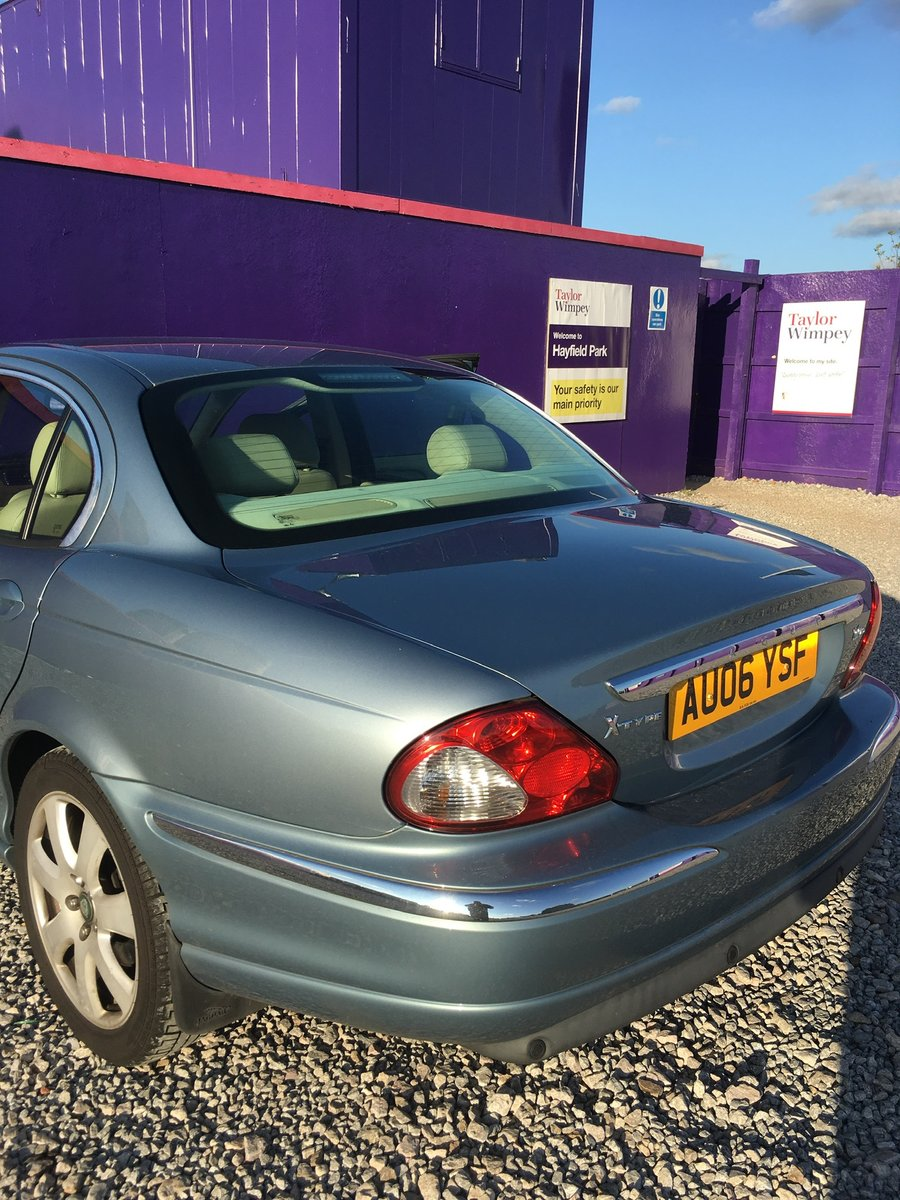 2006 Jag x type 2 litre diesel. Manual SOLD (picture 4 of 6)