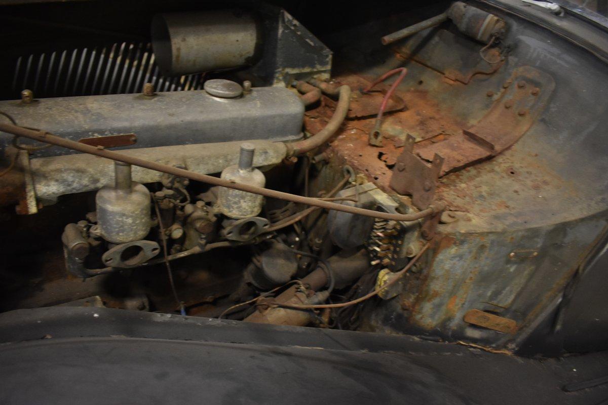 # 22921 1948 Jaguar Mk IV 3 ½-Liter Drophead Coupe  For Sale (picture 6 of 6)