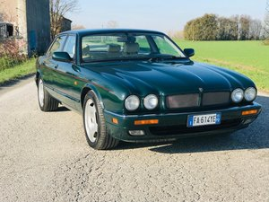 JAGUAR XJR SUPERCHARGED