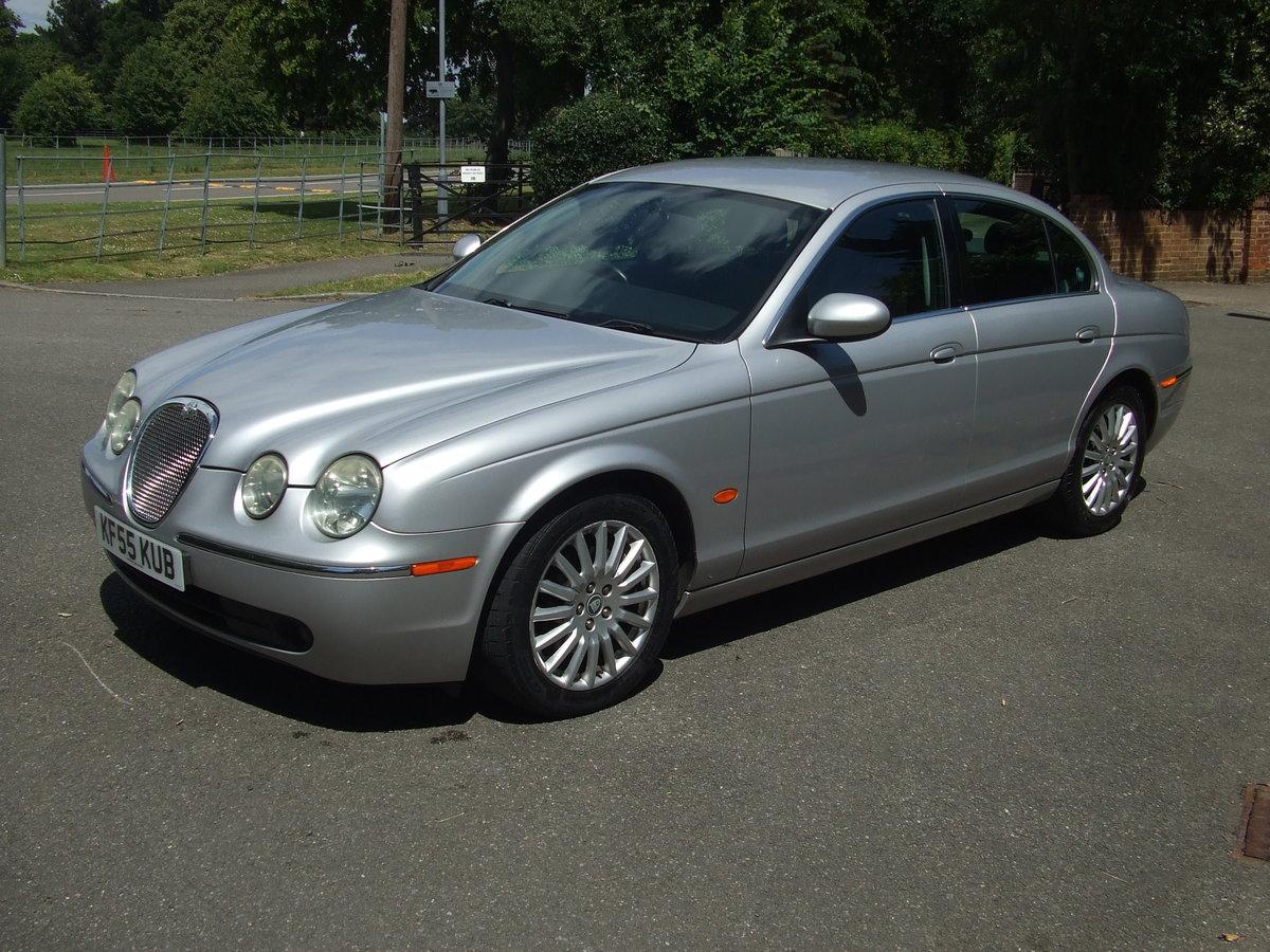 2005 Jaguar S Type 2.5 Plus Auto For Sale | Car And Classic