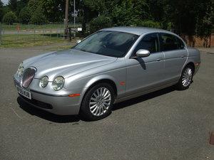 2005 Jaguar S Type 2.5 Plus Auto