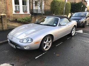 2003 Jaguar XKR 4.0 convertible For Sale