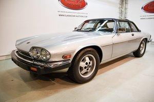 Jaguar XJ-SC V12 Targa 1987
