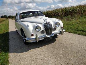 1960 Jaguar MKII '60  2.4 manual restored SOLD