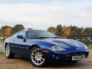Very low mileage early 1998 Jaguar XKR Coupe