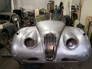 1954 Jaguar XK140 OTS SE Project For Sale
