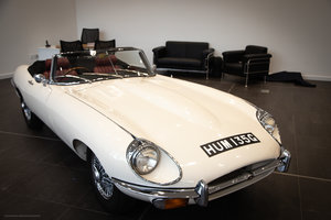 1968 Jaguar E-Type Fully Restored Convertible For Sale