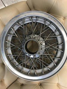 1972  Jaguar - Original Borrani wire wheels! For Sale
