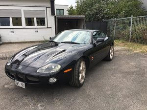 2003 Jaguar XKR coupe For Sale