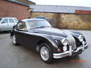 1959 Jaguar XK150 Coupe For Sale