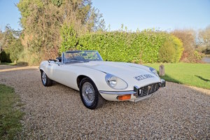 Picture of 1973 JAGUAR E TYPE SERIES 3 V12 ROADSTER SOLD