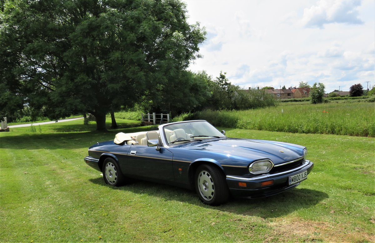 1994 XJS CONVERTIBLE CELEBRATION For Sale (picture 1 of 5)