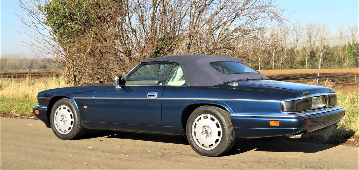 1994 XJS CONVERTIBLE CELEBRATION For Sale (picture 2 of 5)