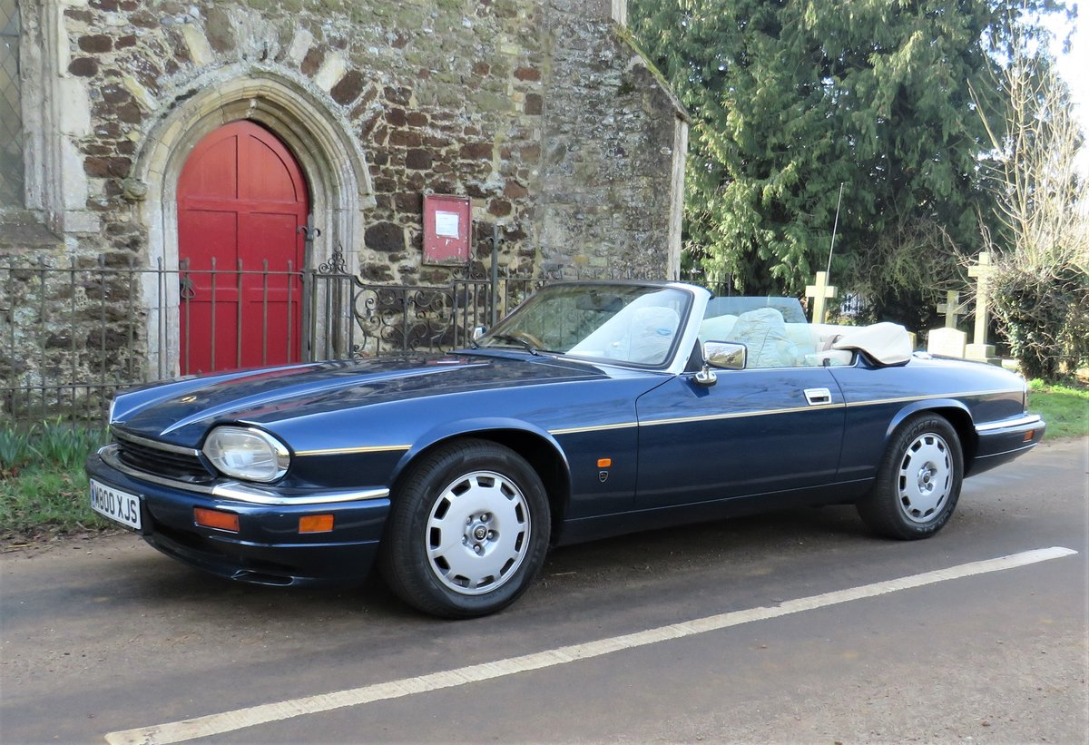 1994 XJS CONVERTIBLE CELEBRATION For Sale (picture 5 of 5)