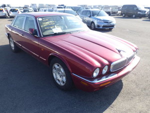 Jaguar Sovereign 2002 3.2 SWB 53k totally original