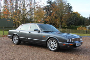1996 Jaguar Sovereign in almost show condition.