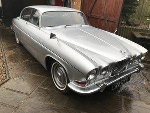 1964 Jaguar mk10, one previous owner