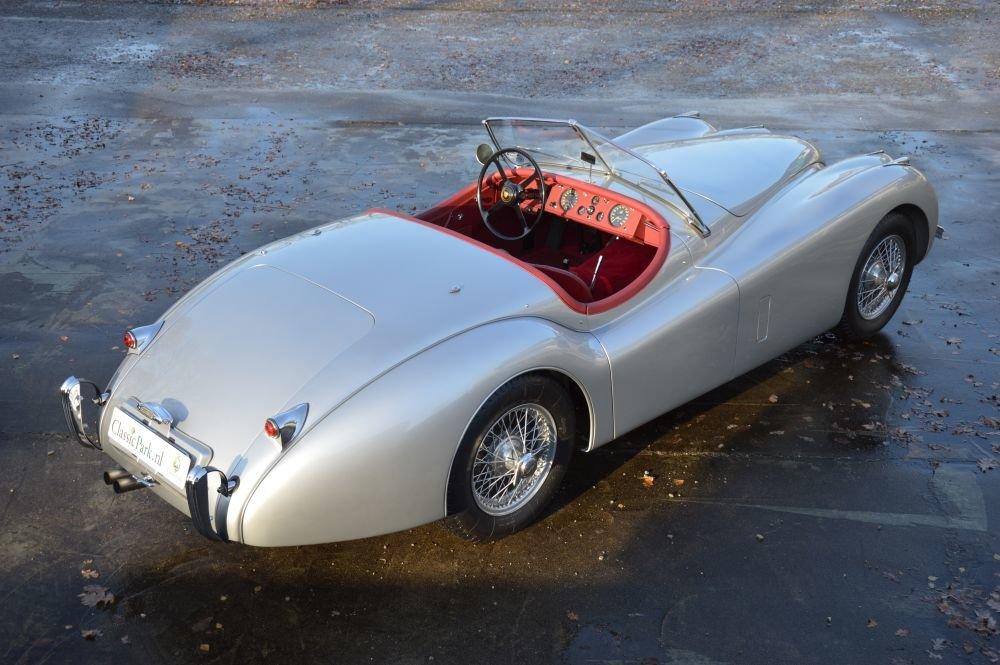 (1090) Jaguar XK 120 OTS - 1952 For Sale (picture 2 of 6)