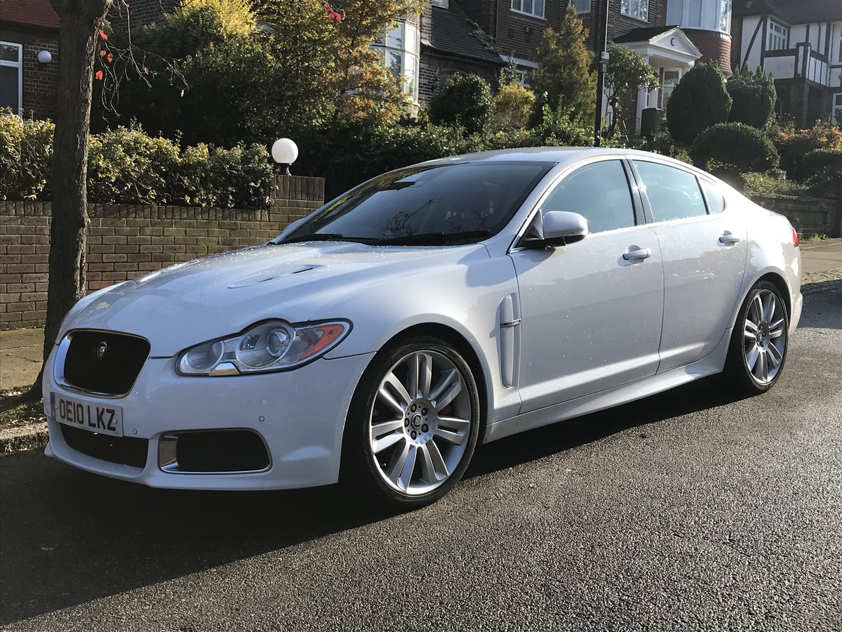 2010 Jaguar XF Supercharged 5.0 LitreV8 Immaculate For Sale (picture 1 of 6)