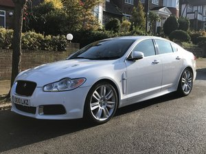Jaguar XF Supercharged 5.0 LitreV8 Immaculate