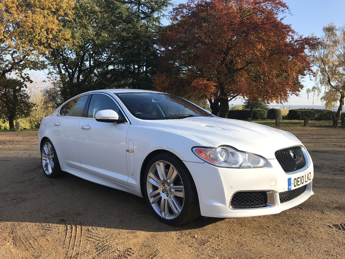 2010 Jaguar XF Supercharged 5.0 LitreV8 Immaculate For Sale (picture 3 of 6)