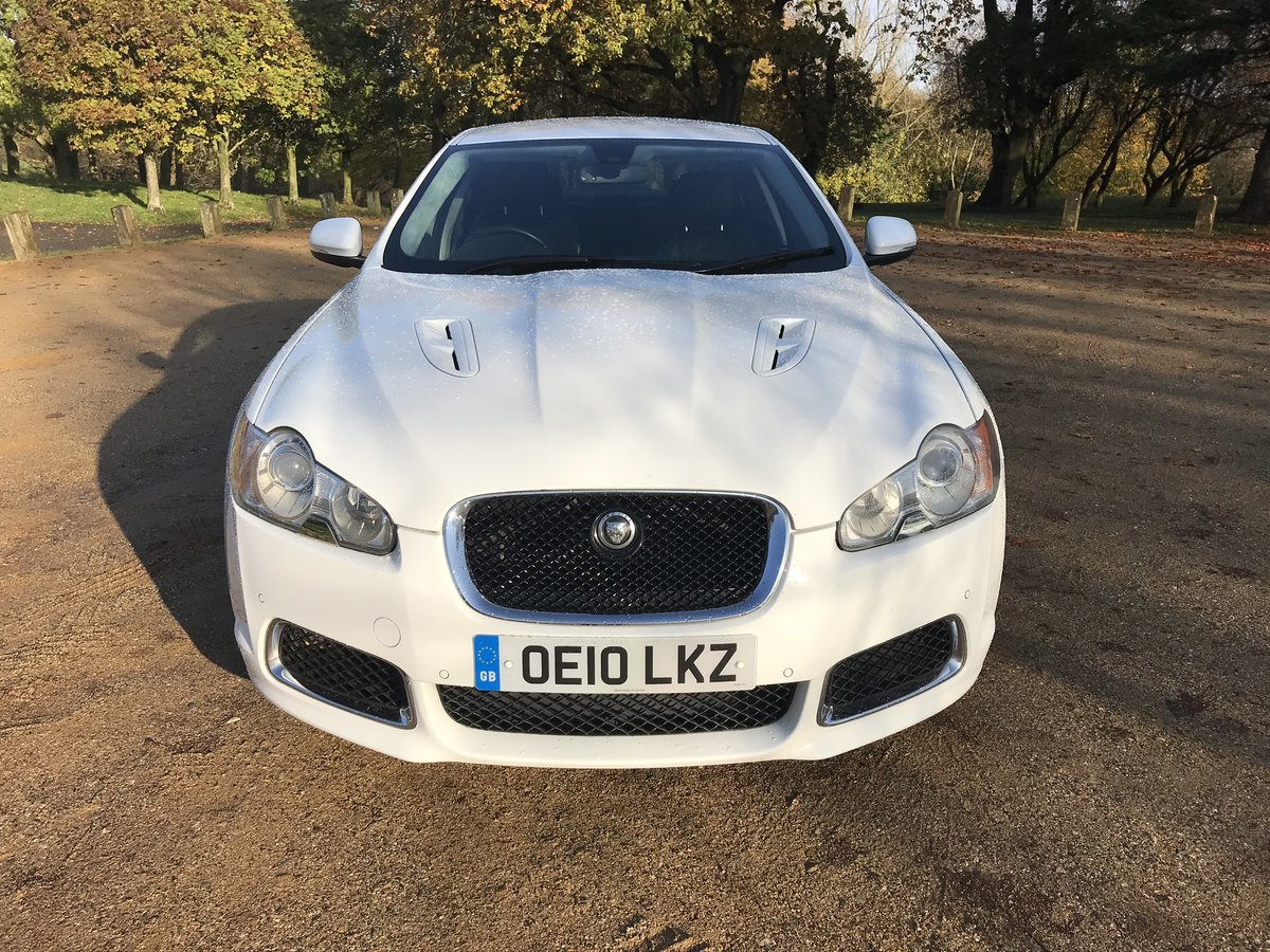 2010 Jaguar XF Supercharged 5.0 LitreV8 Immaculate For Sale (picture 4 of 6)