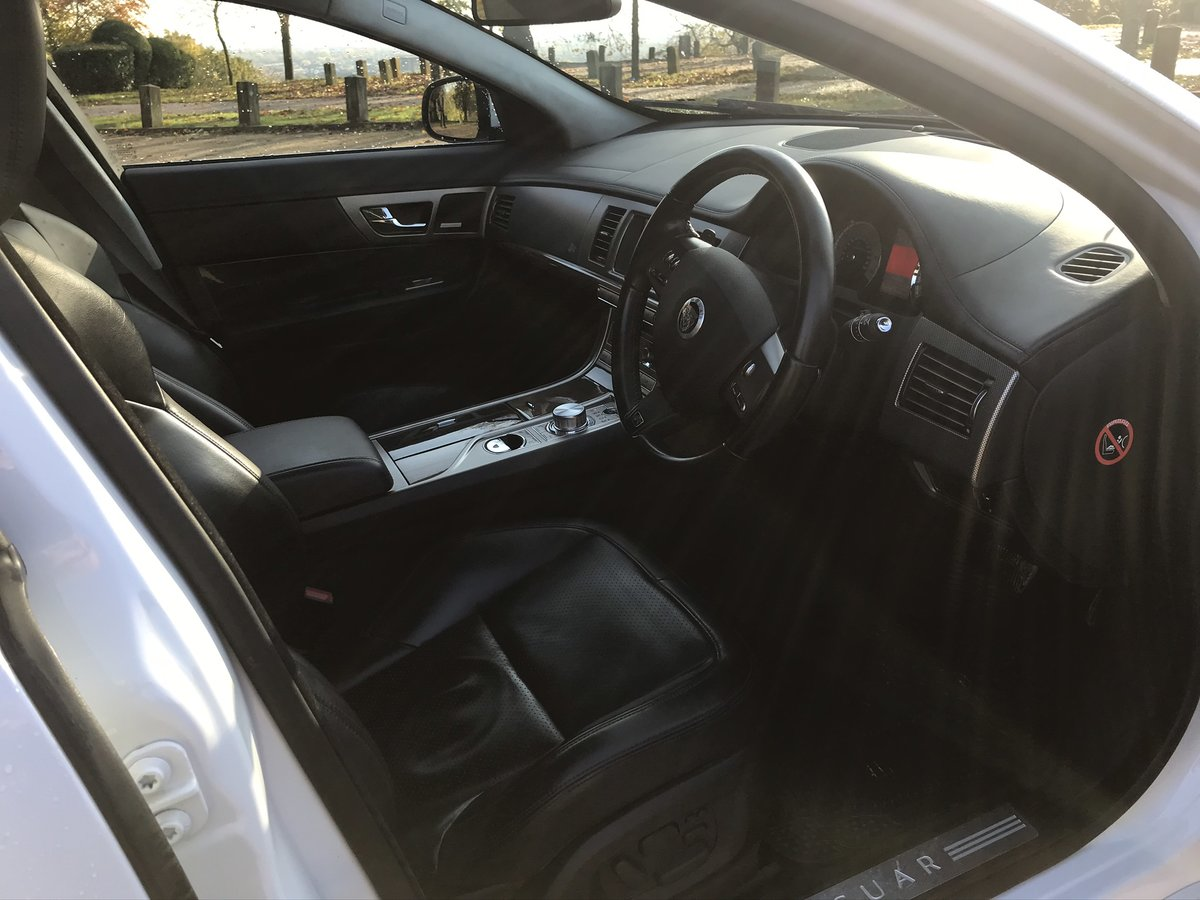 2010 Jaguar XF Supercharged 5.0 LitreV8 Immaculate For Sale (picture 6 of 6)