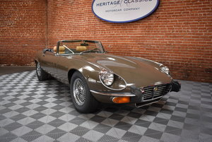 Picture of 1973 Jaguar E-Type Series III V12 Roadster SOLD