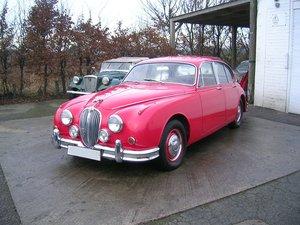 1960 Jaguar Mark II 2 3.8 Litre Automatic For Sale