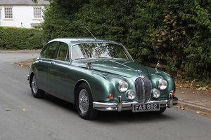 1960 Jaguar MKII Bespoke Automatic Diesel For Sale