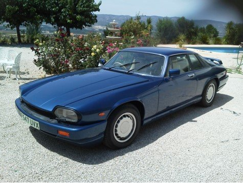 1989 Jaguar XJRS 5.3 Located in Spain RHD For Sale (picture 1 of 6)