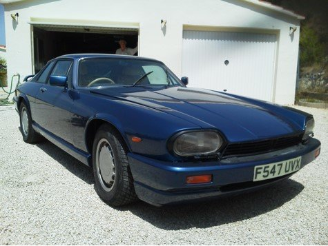 1989 Jaguar XJRS 5.3 Located in Spain RHD For Sale (picture 2 of 6)
