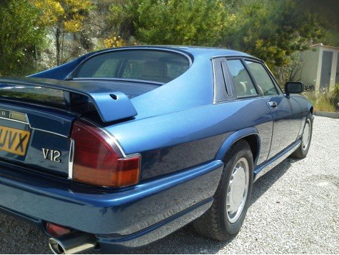 1989 Jaguar XJRS 5.3 Located in Spain RHD For Sale (picture 3 of 6)