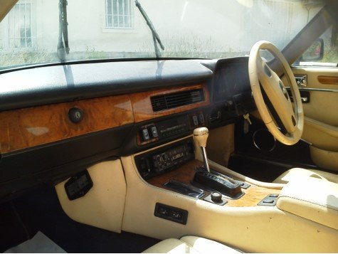1989 Jaguar XJRS 5.3 Located in Spain RHD For Sale (picture 4 of 6)