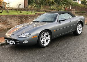 2002 (52) Jaguar XK8 Convertible