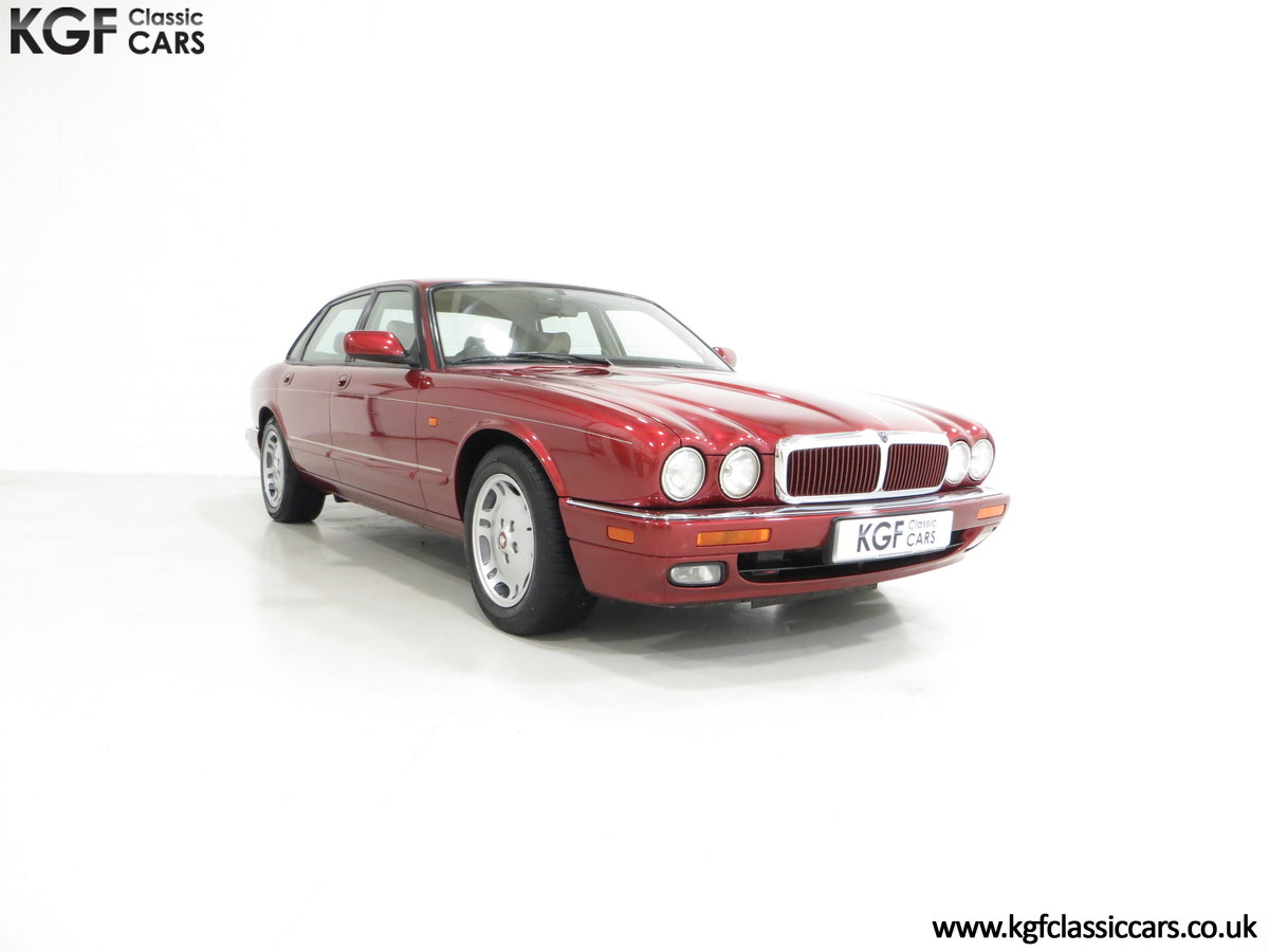 1997 Jaguar XJ6 Sport 3.2 X300 with 49,953 Miles and 18 Services SOLD (picture 1 of 6)