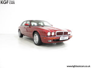 1997 Jaguar XJ6 Sport 3.2 X300 with 49,953 Miles and 18 Services SOLD