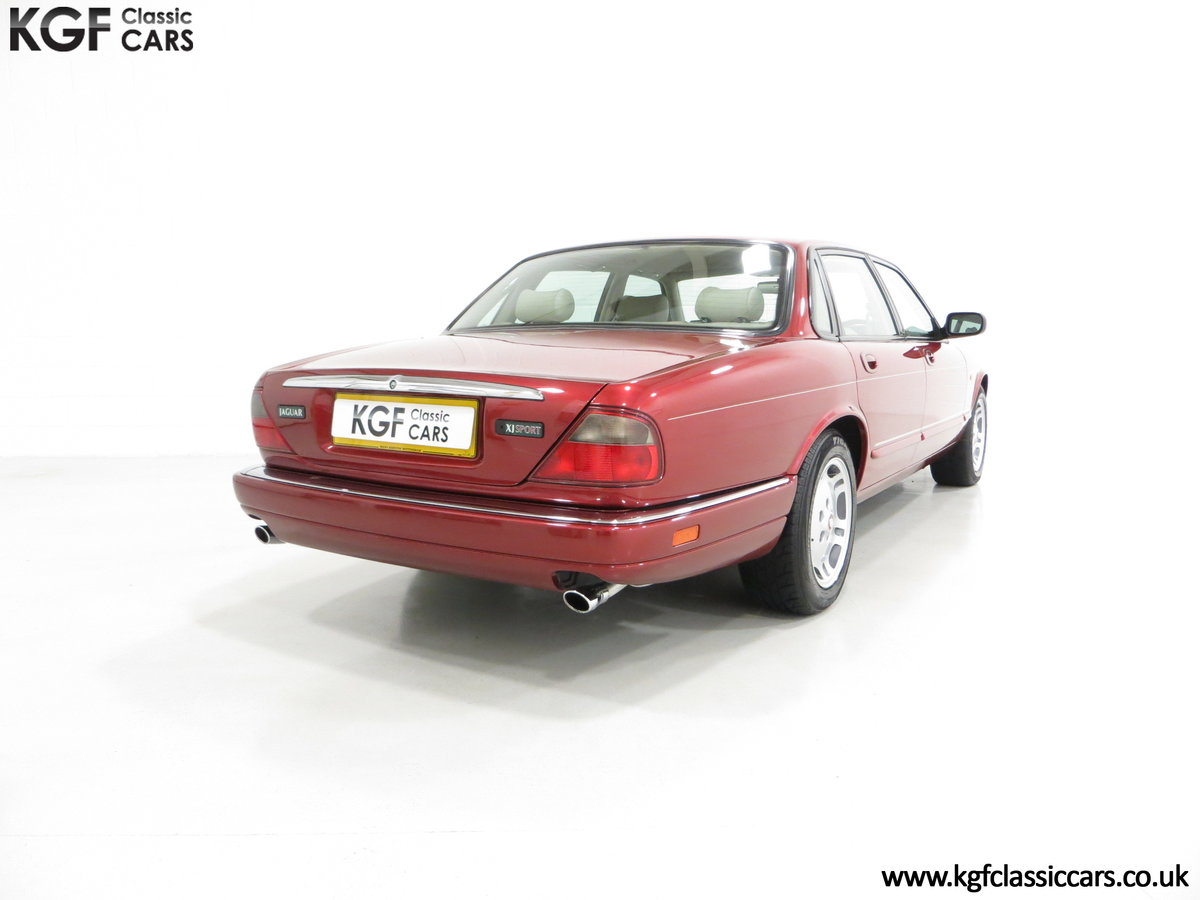 1997 Jaguar XJ6 Sport 3.2 X300 with 49,953 Miles and 18 Services SOLD (picture 5 of 6)
