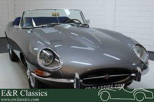 Jaguar E-type Series 1 3.8 Cabriolet (OTS) 1964 For Sale