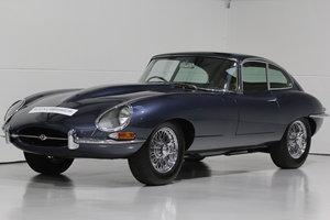 1966 JAGUAR E TYPE S1 FHC RHD