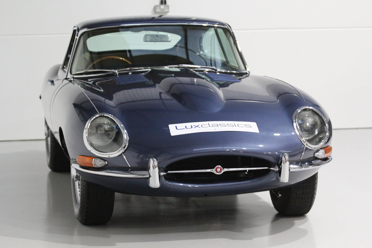 1966 JAGUAR E TYPE S1 FHC RHD For Sale (picture 3 of 6)