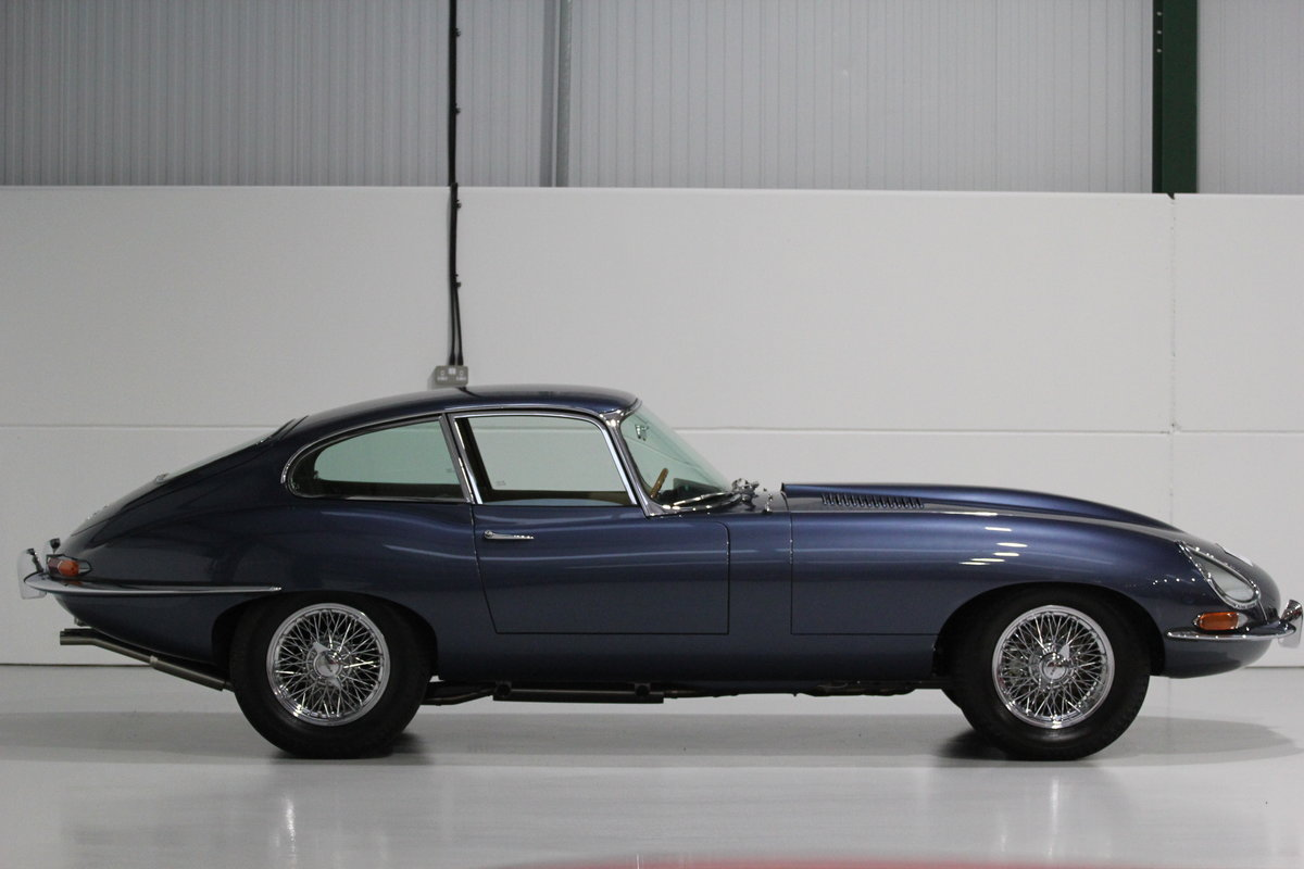 1966 JAGUAR E TYPE S1 FHC RHD For Sale (picture 5 of 6)