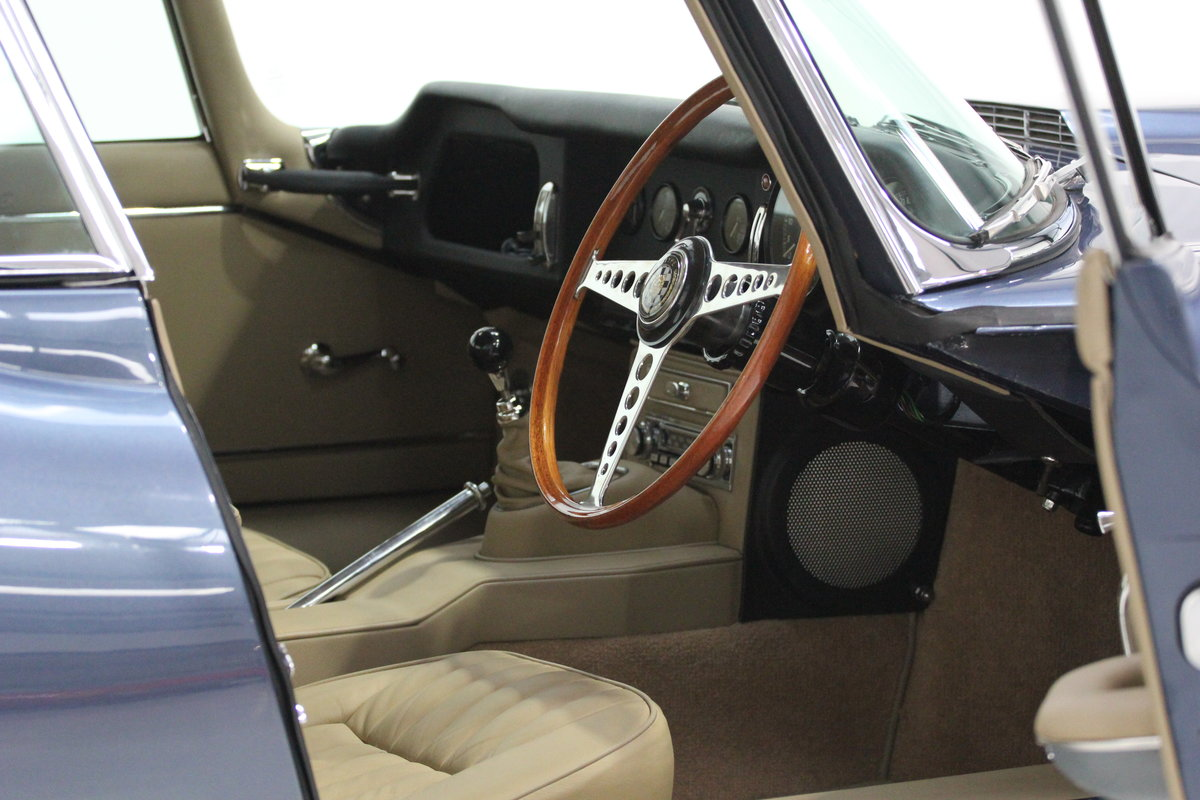 1966 JAGUAR E TYPE S1 FHC RHD For Sale (picture 6 of 6)