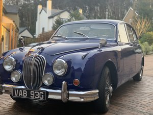 1968 Jaguar MK2 3.8 MOD restored For Sale