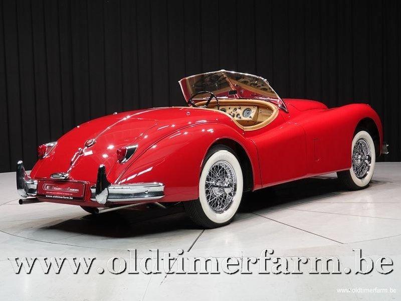 1956 Jaguar XK 140 OTS '56 For Sale (picture 2 of 6)