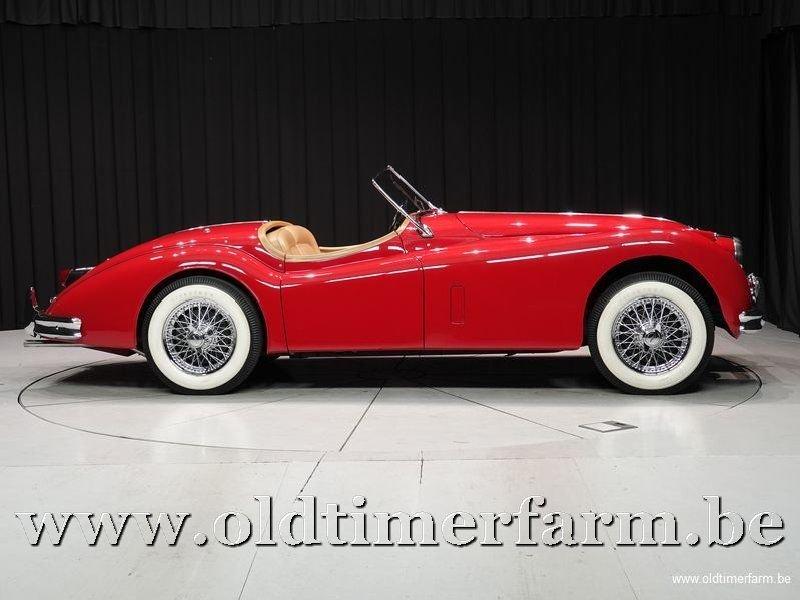 1956 Jaguar XK 140 OTS '56 For Sale (picture 3 of 6)